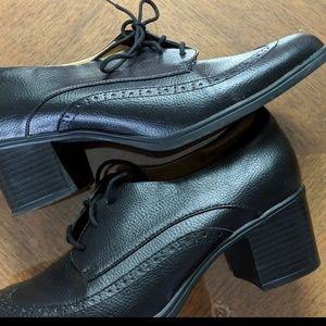 """Naturalizer Black 2.5"""" Heel Shoes"""